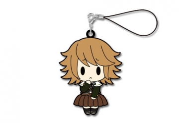 main photo of D4 Dangan Ronpa Rubber Strap Collection Vol.2: Fujisaki Chihiro