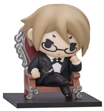 main photo of Minna no Kuji Dangan Ronpa: The Animation: Togami Byakuya