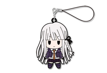 main photo of D4 Dangan Ronpa Rubber Strap Collection Vol.1: Kirigiri Kyouko