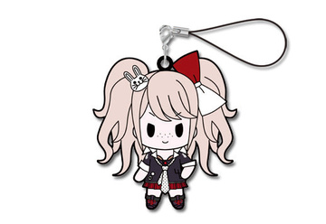 main photo of D4 Dangan Ronpa Rubber Strap Collection Vol.1: Enoshima Junko