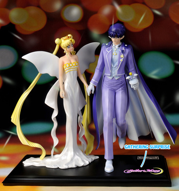 main photo of ORI x Gathering Neo Queen Serenity & King Endymion