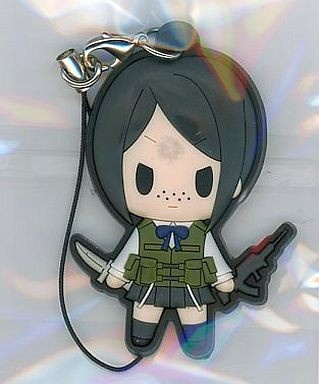 main photo of D4 Dangan Ronpa Rubber Strap Collection Vol.2: Ikusaba Mukuro