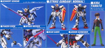photo of NG GAT-X105+AQM/E-X02 Sword Strike Gundam