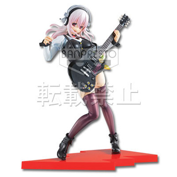 main photo of Ichiban Kuji Super Sonico ~More Power!!~: Sonico PUNK SONICver.
