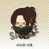 photo of -es series nino- Attack on Titan Rubber Strap Collection: Hanji Zoe