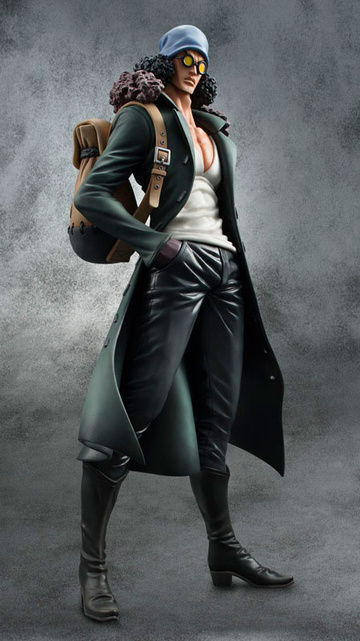 main photo of Portrait of Pirates Edition-Z Aokiji Kuzan