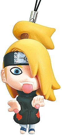 main photo of Naruto: The Movie Blood Prision Strap: Deidara