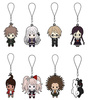 photo of D4 Dangan Ronpa Rubber Strap Collection Vol.1: Kirigiri Kyouko
