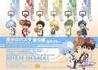 photo of Kuroko no Basket Yura-Yura Clip Collection: Midorima Shintarou