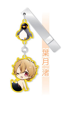 main photo of Free! Yura Yura Clip Collection: Nagisa Hazuki