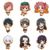 photo of Toaru Kagaku no Railgun S - Trading Metal Charm Strap: Ruiko Saten