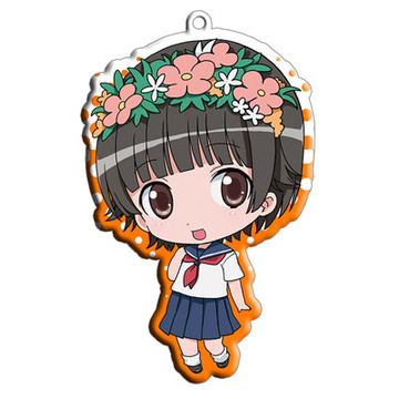main photo of Toaru Kagaku no Railgun S - Trading Metal Charm Strap: Kazari Uiharu