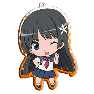 main photo of Toaru Kagaku no Railgun S - Trading Metal Charm Strap: Ruiko Saten