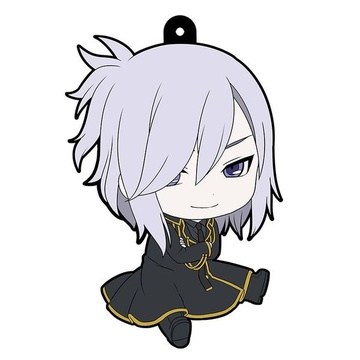 main photo of Devil Survivor 2 the Animation Petanko Trading Rubber Strap: Yamato