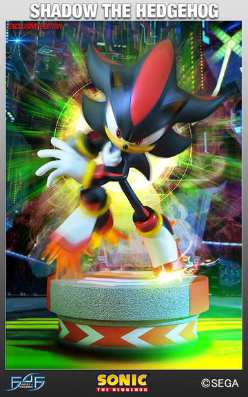 main photo of Shadow the Hedgehog Exclusive ver.