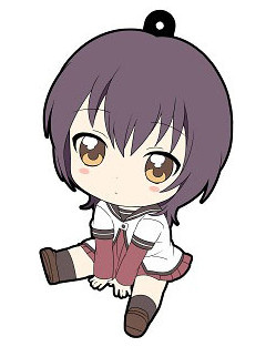 main photo of YuruYuri 2nd Season - Petanko Trading Rubber Strap: Yui Funami