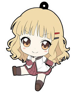 main photo of YuruYuri 2nd Season - Petanko Trading Rubber Strap: Sakurako Ohmuro