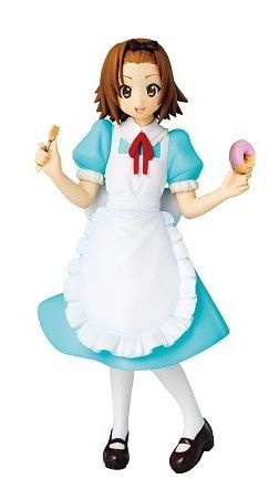 main photo of Ichiban Kuji Premium K-ON! Fushigi no Kuni de Teatime: Tainaka Ritsu