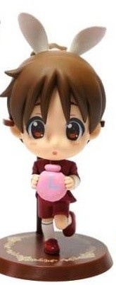 main photo of Ichiban Kuji Premium K-ON! Fushigi no Kuni de Teatime: Hirasawa Ui Secret Kyun-Chara