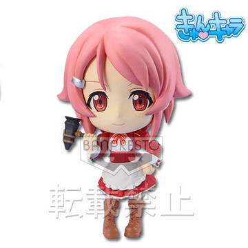 main photo of Ichiban Kuji Sword Art Online: Lisbeth (Shinozaki Rika) Kyun-Chara