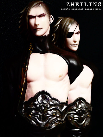 main photo of Acht + Sechs Bust set