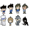 photo of Detective Conan Trading Rubber Strap: Gin