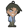 photo of Detective Conan Trading Rubber Strap: Hattori Heiji