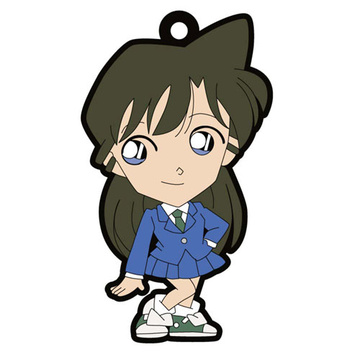 main photo of Detective Conan Trading Rubber Strap: Mouri Ran