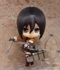 photo of Nendoroid Mikasa Ackerman