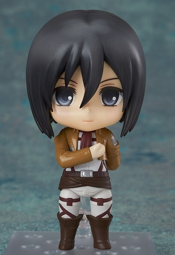 main photo of Nendoroid Mikasa Ackerman