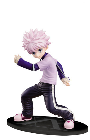 main photo of Hunter X Hunter DXF X Greed Island vol.2: Killua Zoldyck