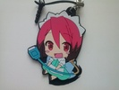 photo of Petanko Sakura-sou no Pet na Kanojo Trading Rubber Strap: Secret