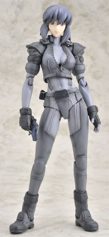 main photo of Gutto-kuru Figure Collection 52 Kusanagi Motoko