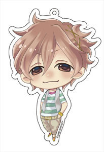 main photo of Brothers Conflict Deka Keychain: Fuuto