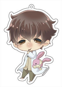 main photo of Brothers Conflict Deka Keychain: Masaomi