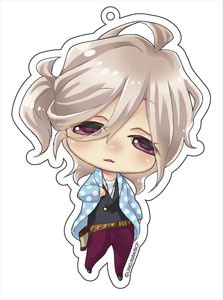 main photo of Brothers Conflict Deka Keychain: Louis