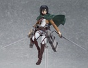 photo of figma Mikasa Ackerman
