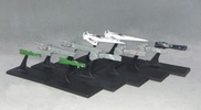 photo of 1/12000 scale Fleet file Collection: Ahsgrimm