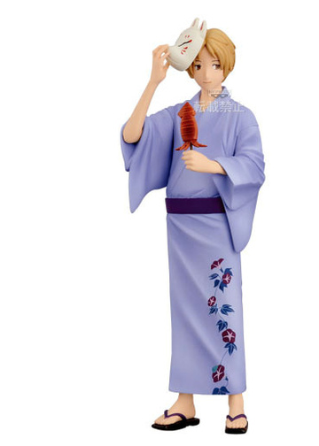 main photo of DXF Figure Natsume Takashi