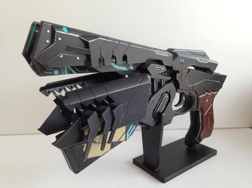 main photo of Taito Kuji Psycho-Pass: The Dominator Lethal Eliminator