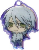 main photo of Taito Kuji Psycho-Pass Reflector Keychain: Makishima Shogo Secret ver.