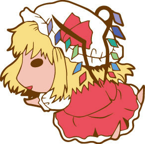 main photo of Yurutto RabaSuto Collection: Flandre Scarlet