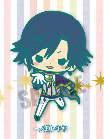 main photo of Rubber Strap Collection Uta no Prince-sama: Maji Love 2000%: Ichinose Tokiya