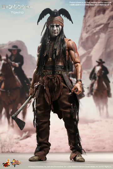 main photo of Movie Masterpiece Tonto