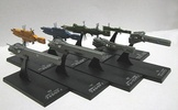 photo of 1/12000 scale Fleet file Collection: Mauria