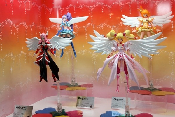 s h figuarts cure berry cure angel ver