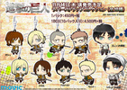 photo of Shingeki no Kyojin Rubber Strap Collection: Levi Cleaning Ver.