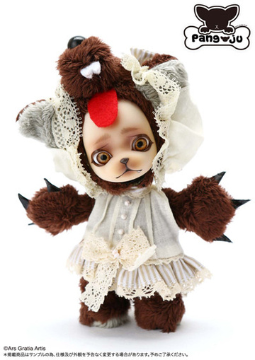main photo of Ball-jointed Doll Pang-ju: Cookie-pang