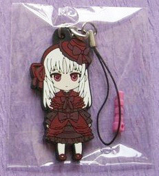 main photo of Pic-Lil! K Trading Strap: Kushina Anna