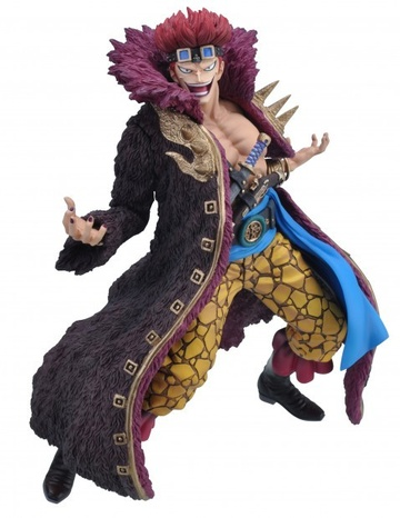 main photo of One Piece Ichiban Kuji: Eustass Kid